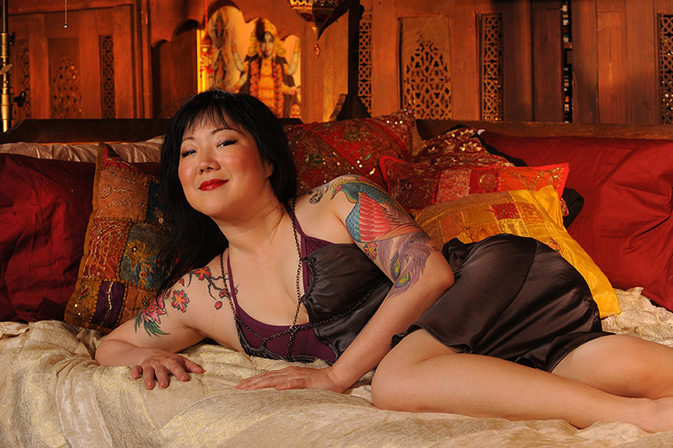 Margaret Cho Gallery, CMT